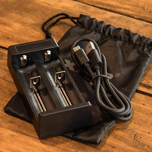 XTAR MC2 Plus USB Battery Charger