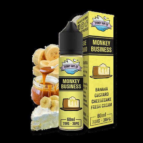 Sydney Vape Co - Monkey Business