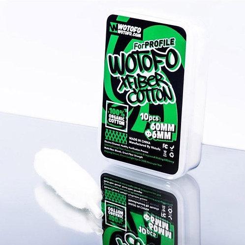 Wotofo Profile Xfiber Cotton