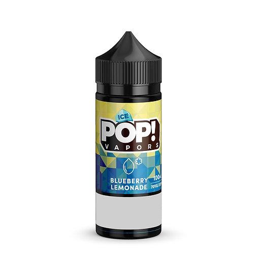 Pop! Vapors Iced - Blueberry Lemonade