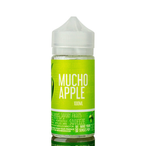 MUCHO Ejuice - Apple