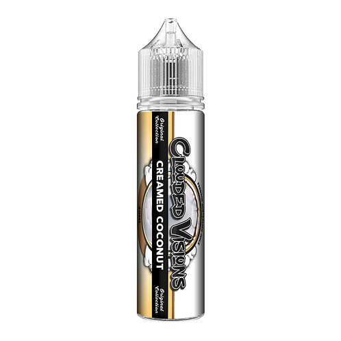 Clouded Visions Original Collection - Creamed Coconut