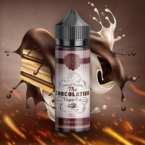 The Chocolatier Vape Co. - S'mores