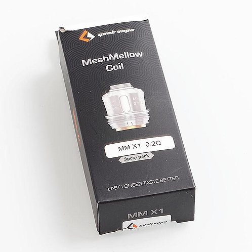 Geekvape Alpha Tank MeshMellow Coils
