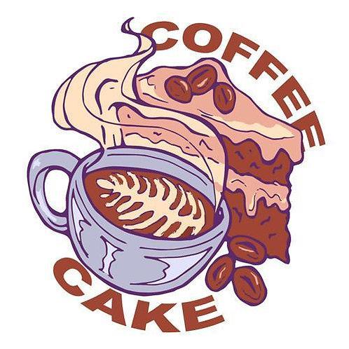 Nimbus Vapour - Coffee Cake