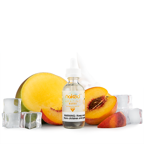 Naked 100 Ice - Mango Ice