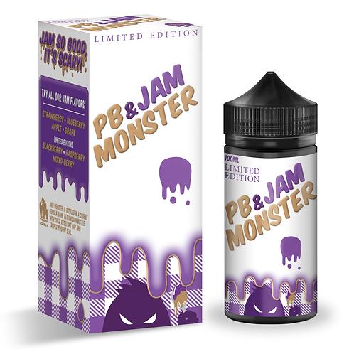Jam Monster - PB + Grape Jam