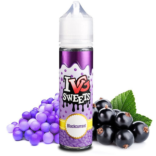IVG Sweets Blackcurrant