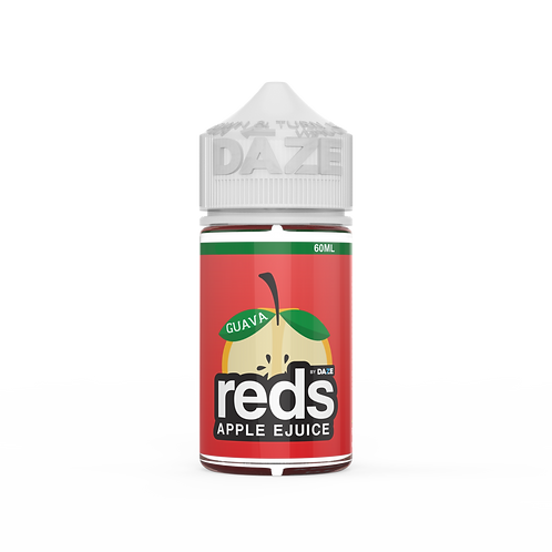 Reds E-Juice - Guava