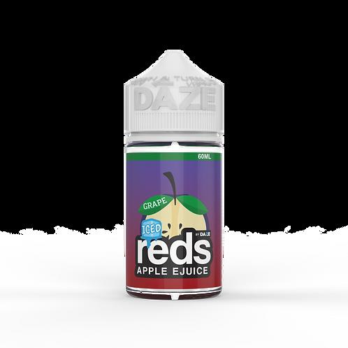 Reds E-Juice - Grape Iced