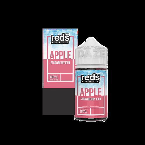 Reds E-Juice - Strawberry Iced