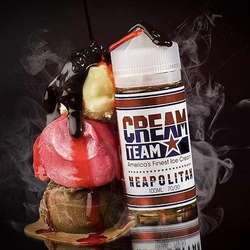 Cream Team - Neapolitan
