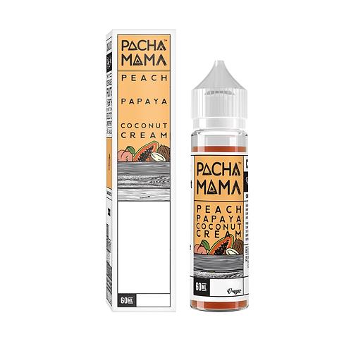 Pachamama - Peach Papaya Coconut Cream
