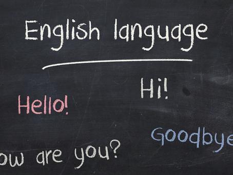 英語を話せるようになるには...〇〇と〇〇を持て!
