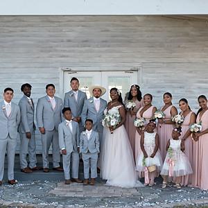 Reyes Wedding