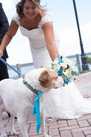 Wedding mascot