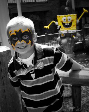 Spongebob Kid.
