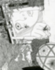 Portrait of Satoshi Kon