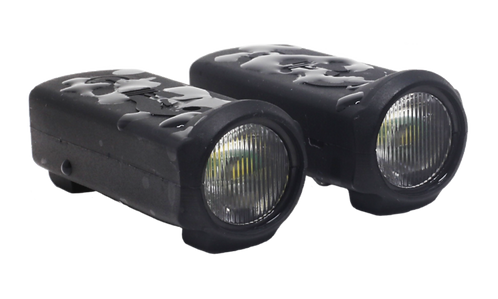ShredLights Twin Head Lights