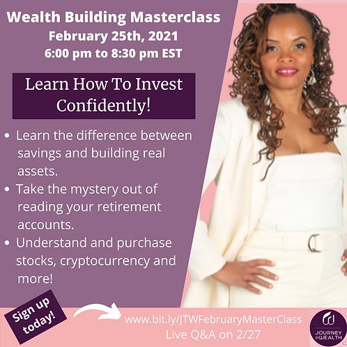 Investing Masterclass
