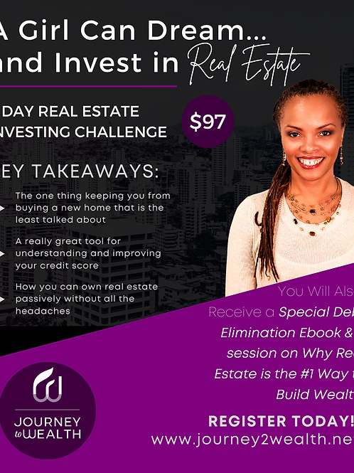 5 Day Real Estate Challenge