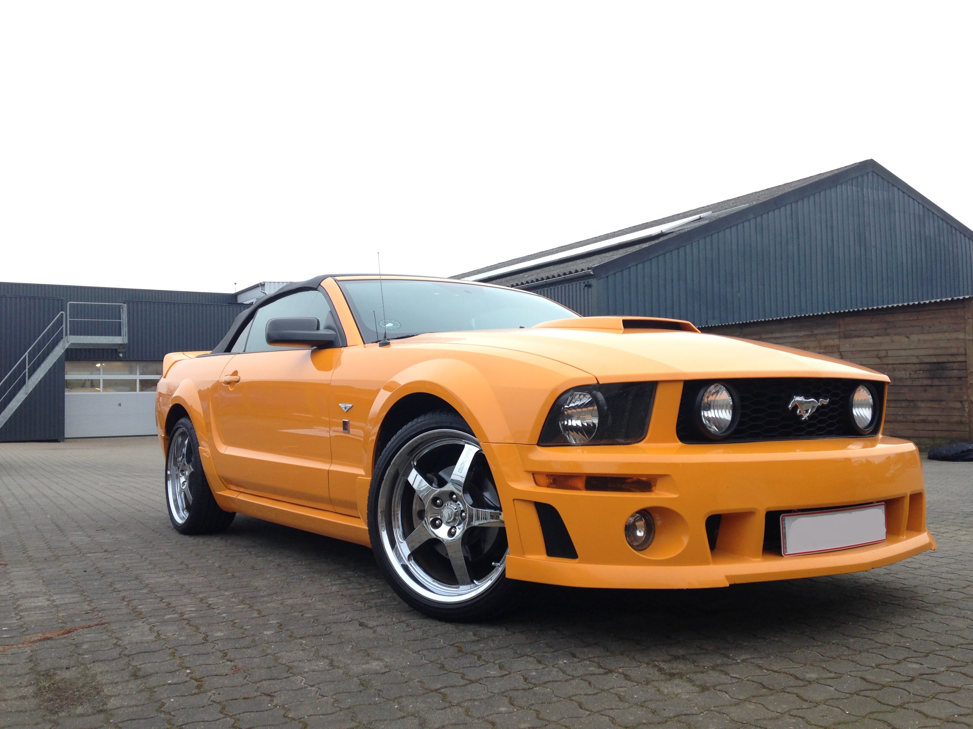 PersSpeedshop Ford Mustang 07