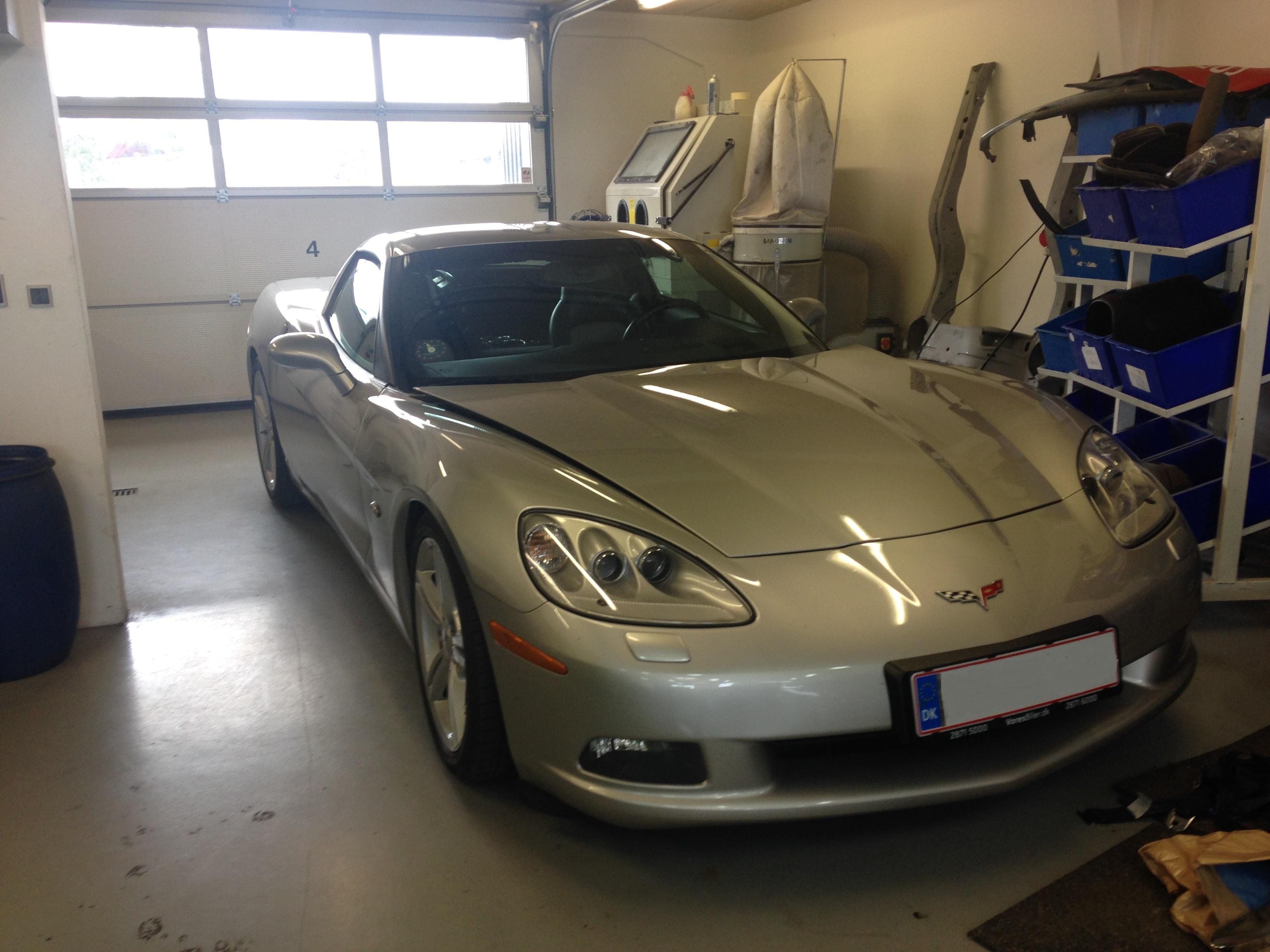 PersSpeedshop Corvette c6