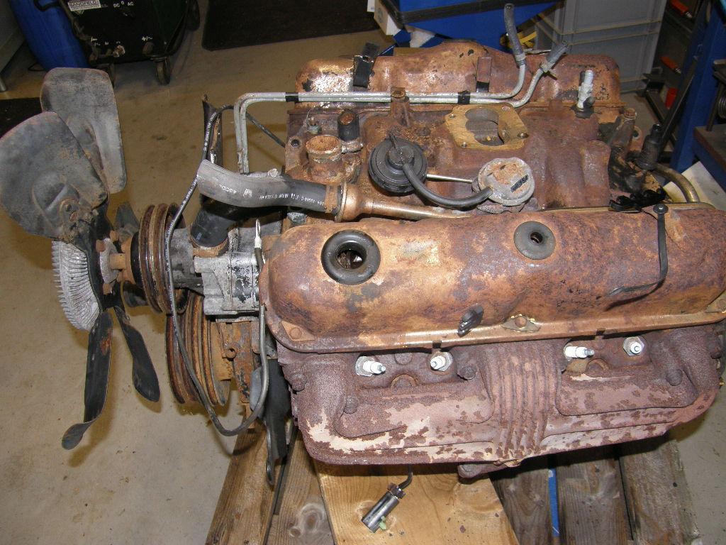 PersSpeedshop V8 Motor