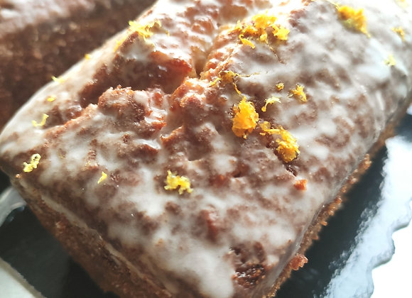 Cake agrumes et noisettes