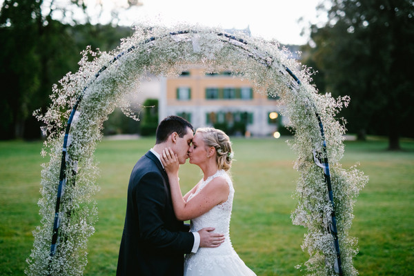 Mariage Maud et Benjamin fleuriste le ch