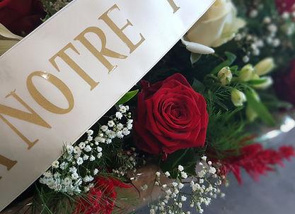 fleuriste deuil le chant des fleurs fran