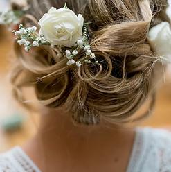 Mariée fleuriste le chant des fleurs franois