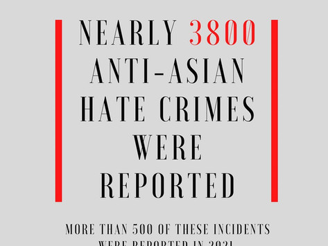 #StopAsianHate: Our Statement
