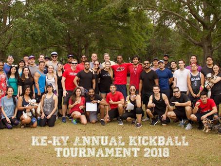 ΚΨ/KE Annual Kickball Tournament
