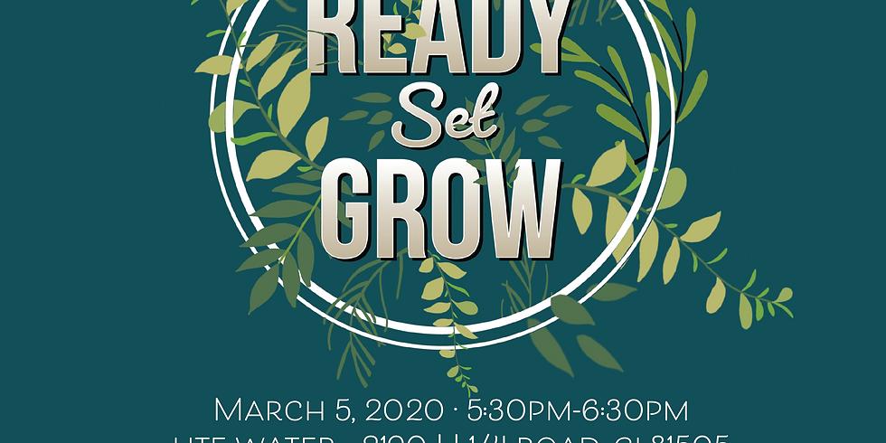 Ready, Set, Grow - HOA Workshop