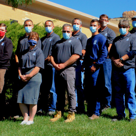 Ute Water Treatment Plant wins regional award