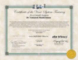 Console Basic Training Certificate Venka