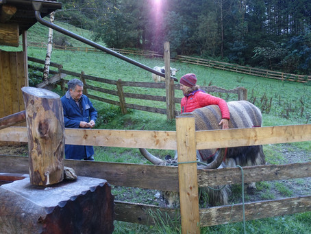 Ginzling dans le Zillertal