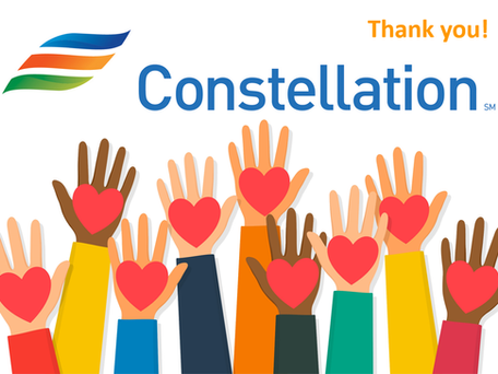 Constellation Energy Supports PFS with Grant