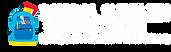 SSC logo horizontal white lettering whit
