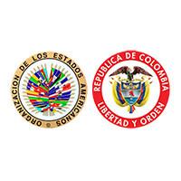 OEA y Presidencia de Colombia