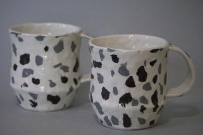 Pinch Terazzo Mug
