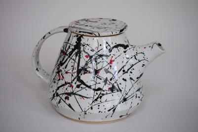 Pollock Teapot