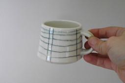 Grid Mug 4oz