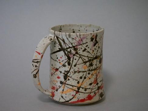 Pollock Mug 10oz