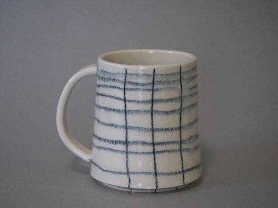 Grid Mug 8oz