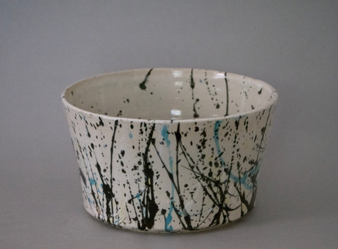 Planter (with drain holes)