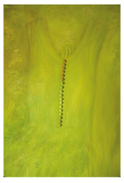jenny's green dress (detail)