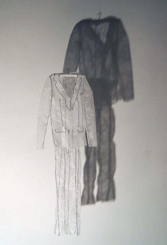 transparent suit (alternate view)