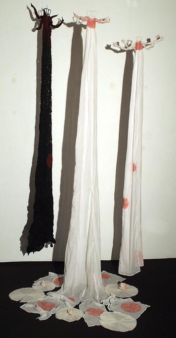ganesha dress installation